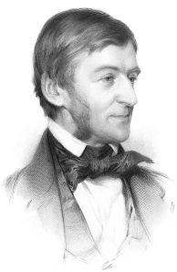 Ralph Waldo Emerson - Samuel W. Rouse