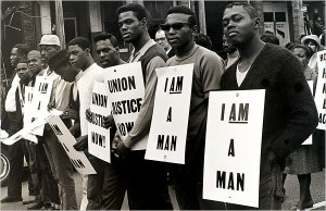Builder Levy's photo of marchers in Memphis in 1968. By HOLLAND COTTER Published: May 20, 2010