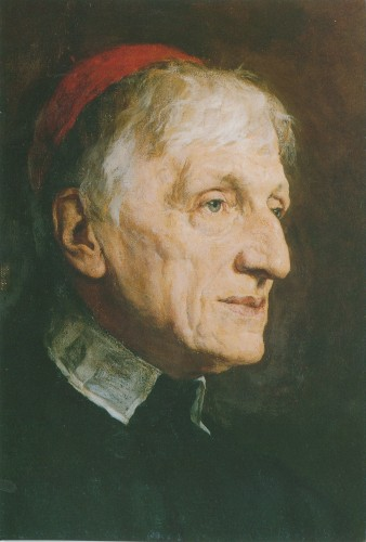 Cardinal Newman, a proponent of liberal education who championed aspects of the philosophical and oratorical paradigms. http://danassays.files.wordpress.com/2009/06/john-henry-cardinal-newman.jpg