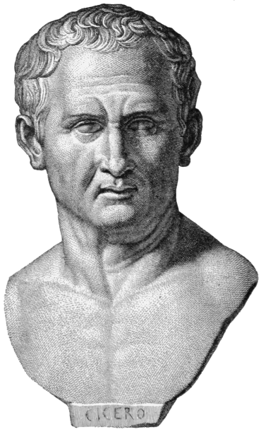 A Roman statesman of the highest pedigree, Cicero also championed the oratorical brand of liberal education. http://upload.wikimedia.org/wikipedia/commons/4/41/Cicero.PNG