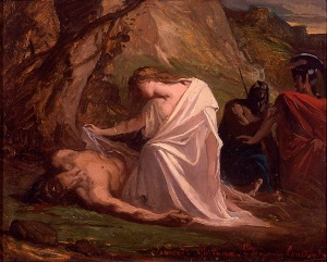 Polynices Burial