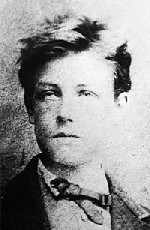 Photo of Rimbaud