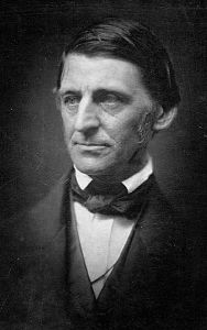 Figure 1. Ralph Waldo Emerson (Image courtesy of Wikimedia Commons).