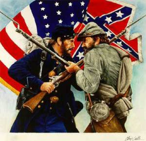The American Civil War: a battle among brothers Source: mrkash.com
