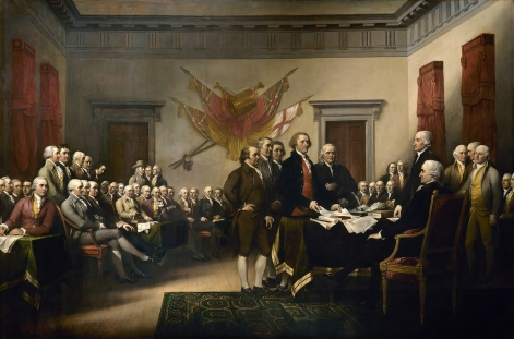 Founding Fathers and the Declaration of Independence (Wikipedia.org, Declaration of Independence)