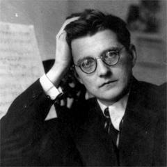 Dmitri Shostakovich.