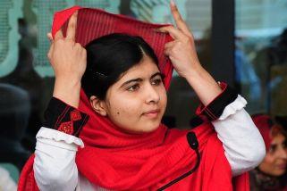 Malala is free