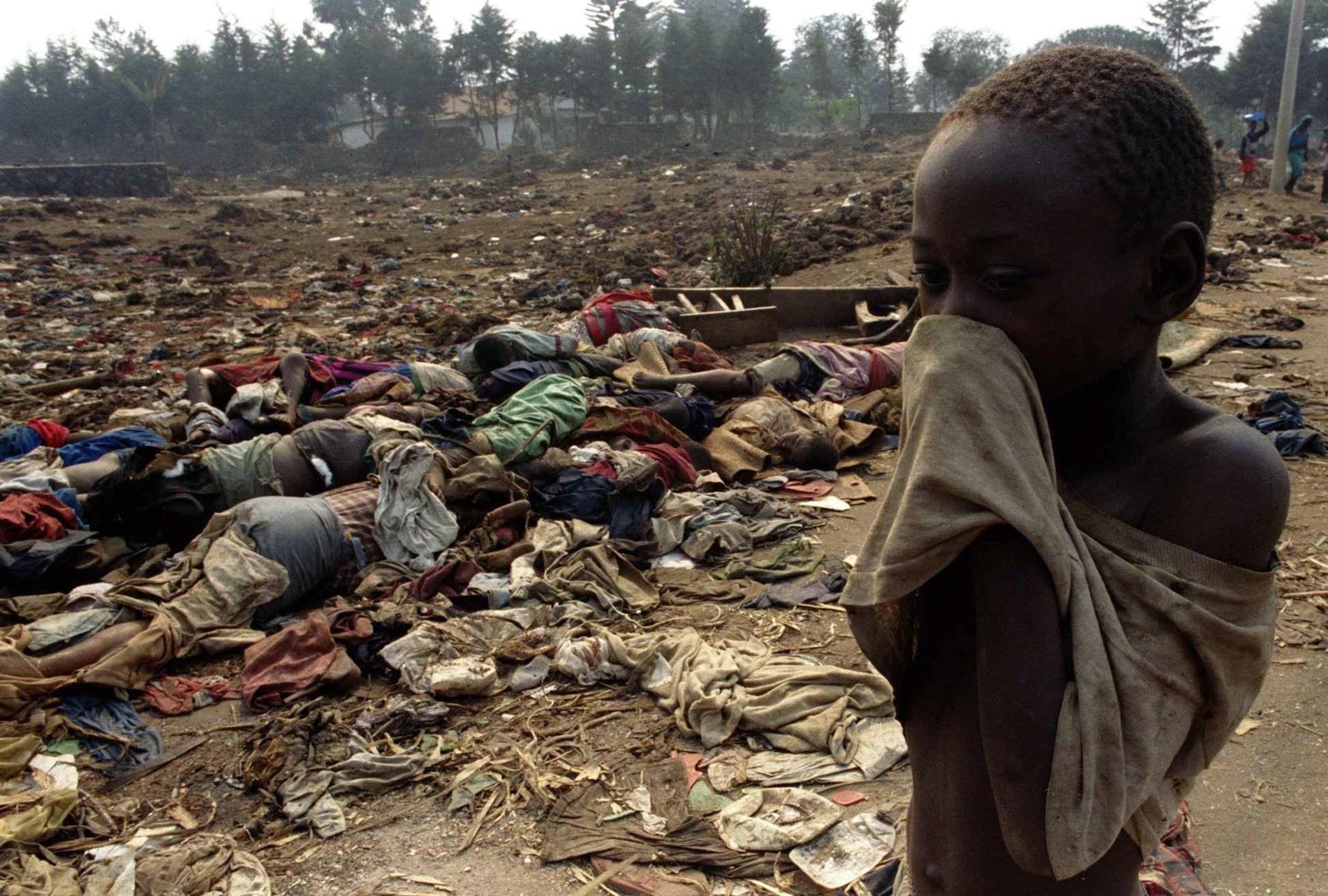 Rwanda Genocide End