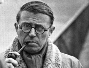 Jean-Paul Sartre was an existentialist philosopher of the 20th century.