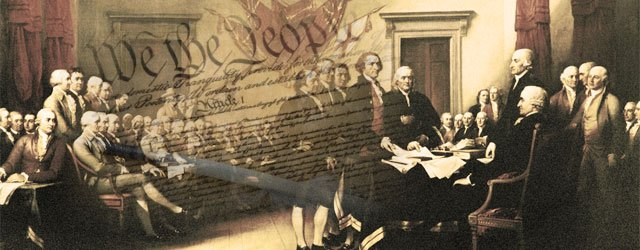 The history of the drafting of the american constitution