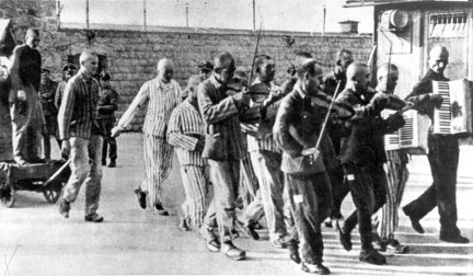 concentration camp musicians