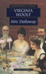 "Fig. 2: A Mrs. Dalloway cover depicting Clarissa in high-society mode from Amaya, Damaris et al. ""Mrs. Dalloway, by Virginia Woolf (I)."" This is a Literary Blog. This is a Literary Blog, 19 Jan 2011. Web. 7 Dec 2015."