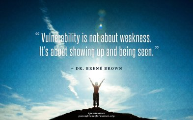 Vulnerability be seen